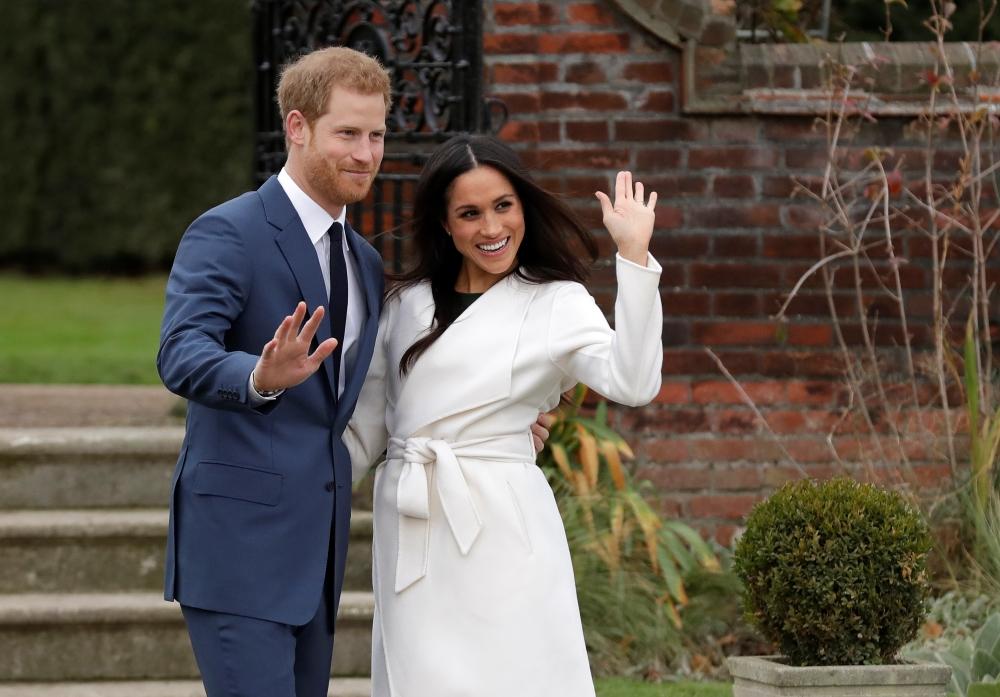哈里梅根借新诞B女 修补与英女皇裂痕