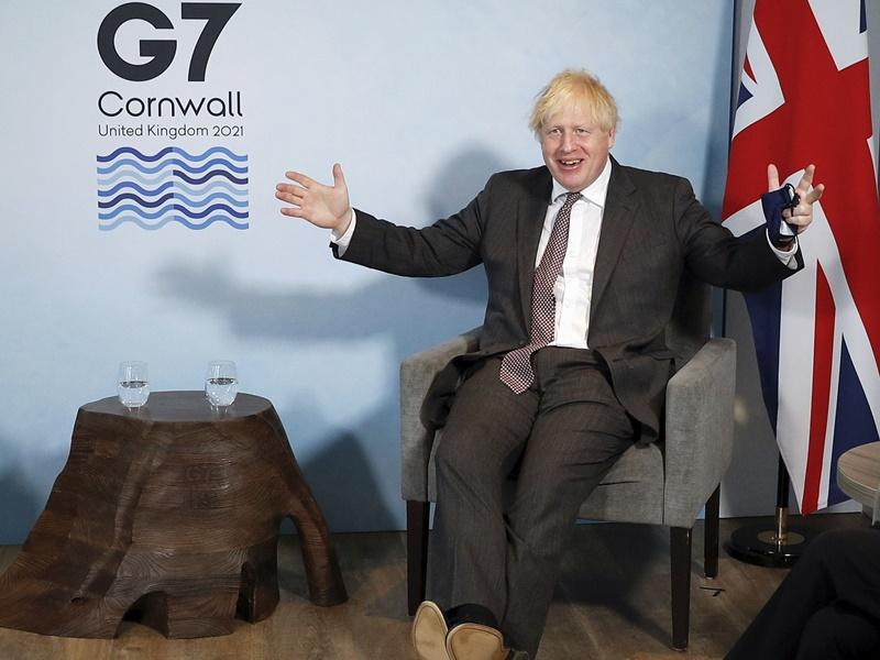 英格兰最后阶段解封计画 英揆强烈暗示或无法如期落实