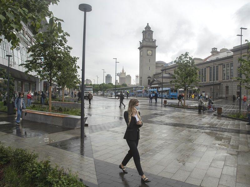 莫斯科病例激增 全市本周放有薪假