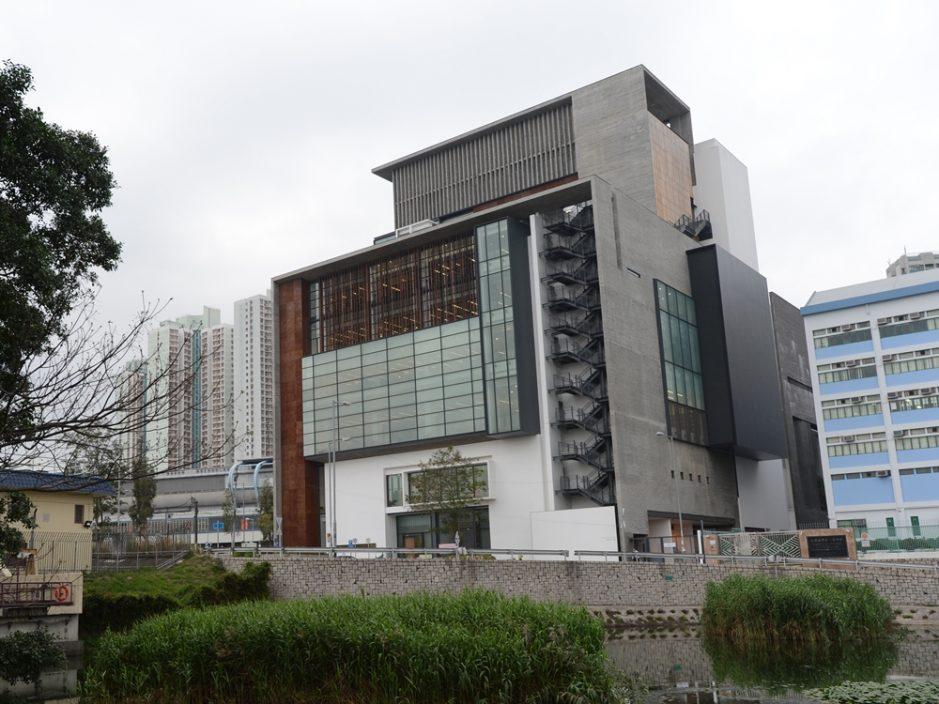 变种病毒患者曾到访 屏山天水围公共图书馆明关闭配合强检