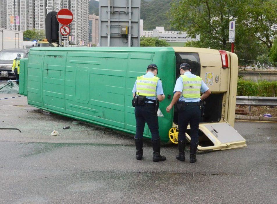 沙田区议员冀警方彻查大涌桥路车祸 促加装超速相机