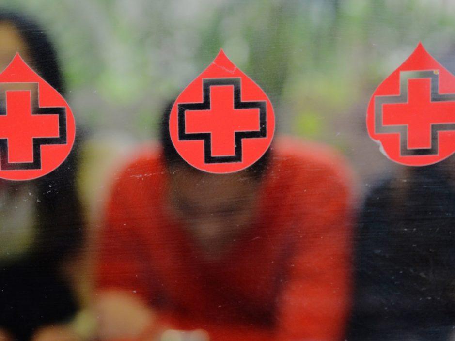 红十字会:本年度逾12万人捐血 3633人累积捐血达25次