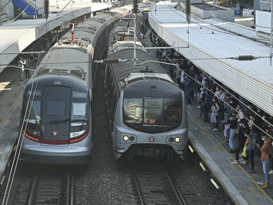 东铁线过海段新轨道接驳工程完成 港铁将测试确保运作