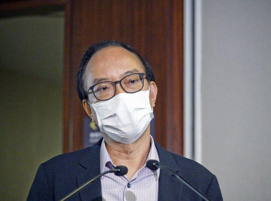 政府修订电检条例指引 马逢国:需交代清楚底线