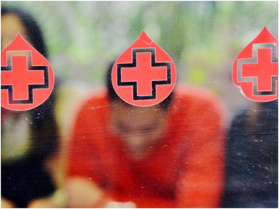 O型血存量仅5至6日 红十字会吁市民踊跃捐血