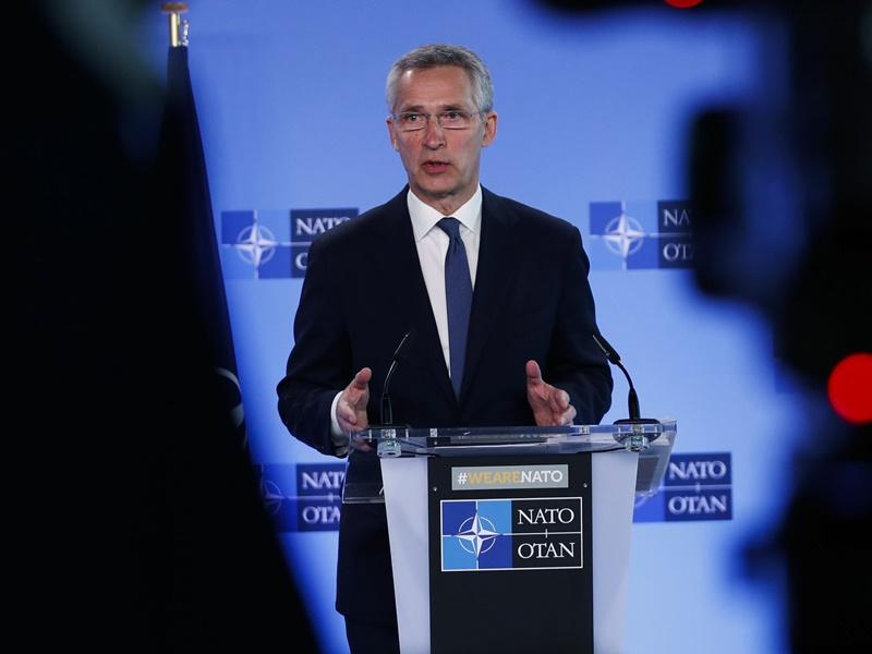 北约秘书长:应制定更强有力共同政策对抗中国