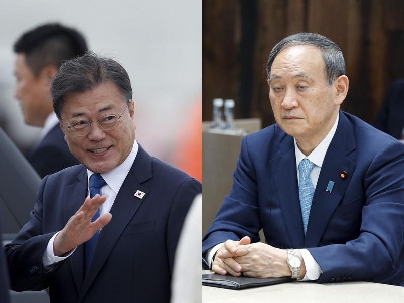 日单方面取消韩日领导人会谈 韩国表遗憾