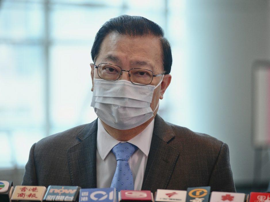 谭耀宗:中央未决定是否将《反外国制裁法》纳入《基本法》