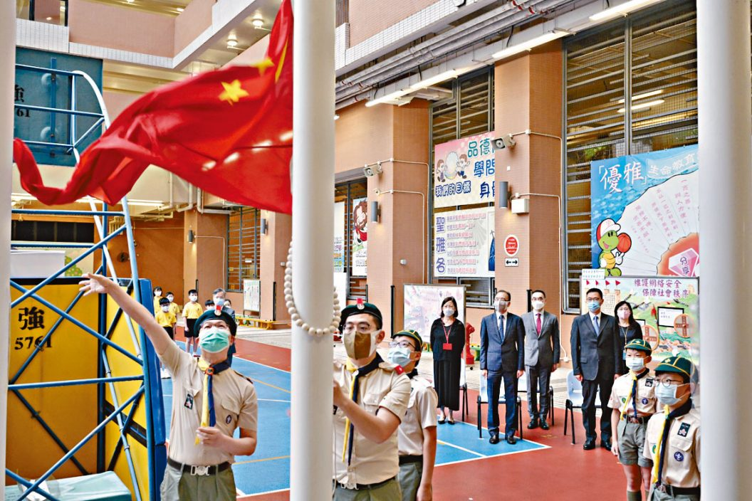 教局增设副秘书长专责落实国安教育 陈慕颜升任为期半年