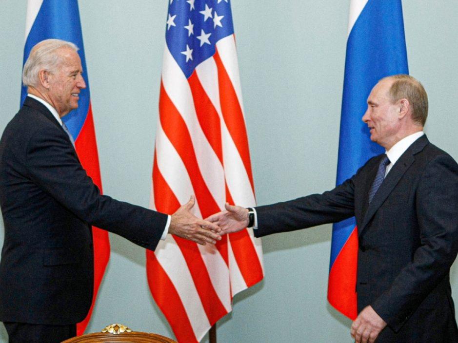 会晤在即 拜登称普京难应付是值得重视的对手