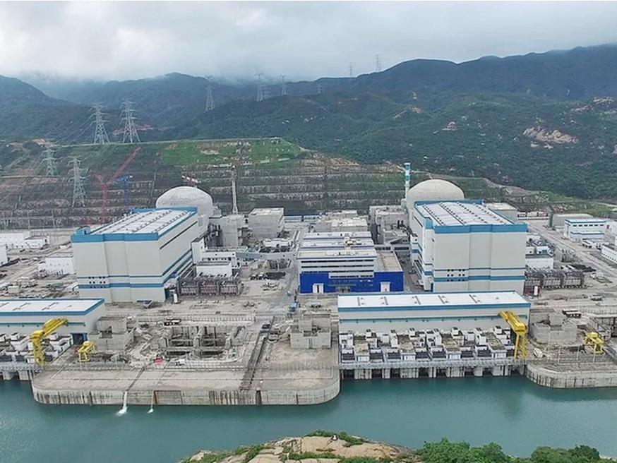 法国电力承认台山核电厂有气体浓度升 澳门伽傌射线属正常