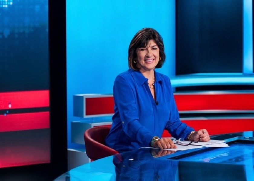 CNN女主播自揭患卵巢癌 已接受手术将展开化疗
