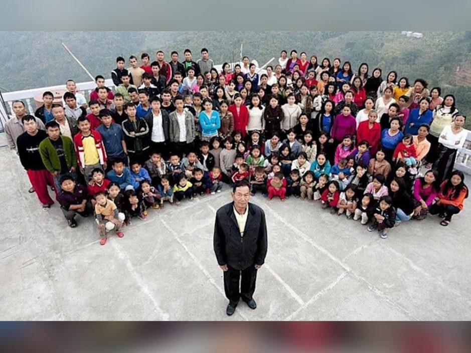 印度男娶39妻养育127名子孙 终年76岁