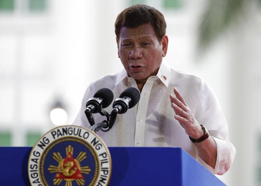"""国际刑事法庭拟调查""""扫毒战"""" 菲律宾总统府: 绝不配合"""