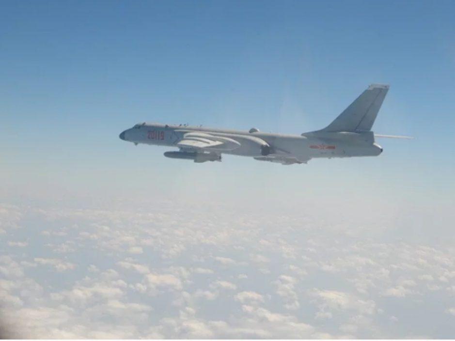 解放军28架军机进入台湾空域 创数量最多纪录