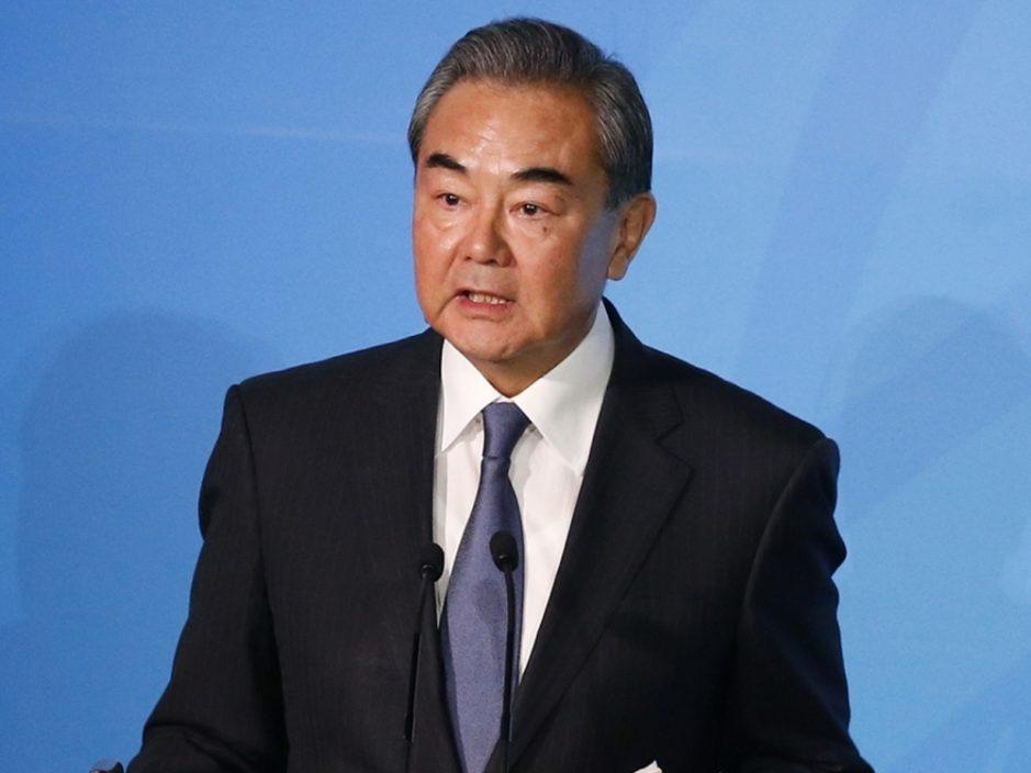 王毅反对将疫情政治化 强调应团结抗疫