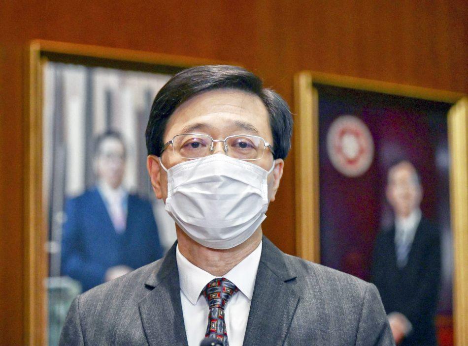 李家超:台山核电站安全运作 过去仅发生两次零级事件