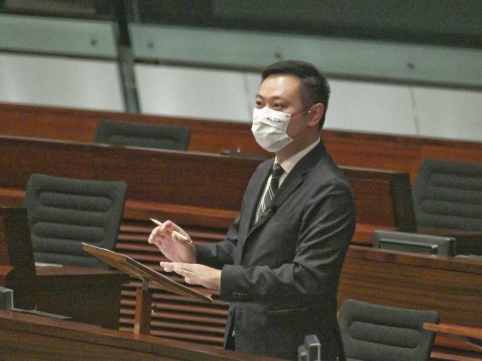 议员倡设抗日纪念馆及文物径 徐英伟:会让公众更了解史实