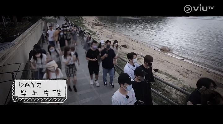 """【调教你MIRROR】劝Fans勿阻碍拍摄  姜涛呻""""私追""""粉令MIRROR变散沙"""