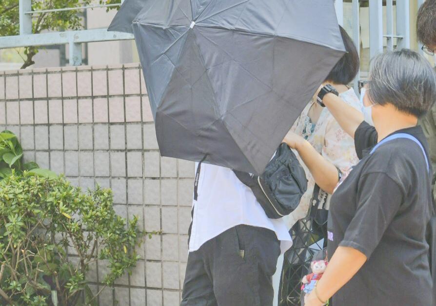 抗议警屯门大兴基地疑泄气体 清洁工非法集结等3罪成判囚8月