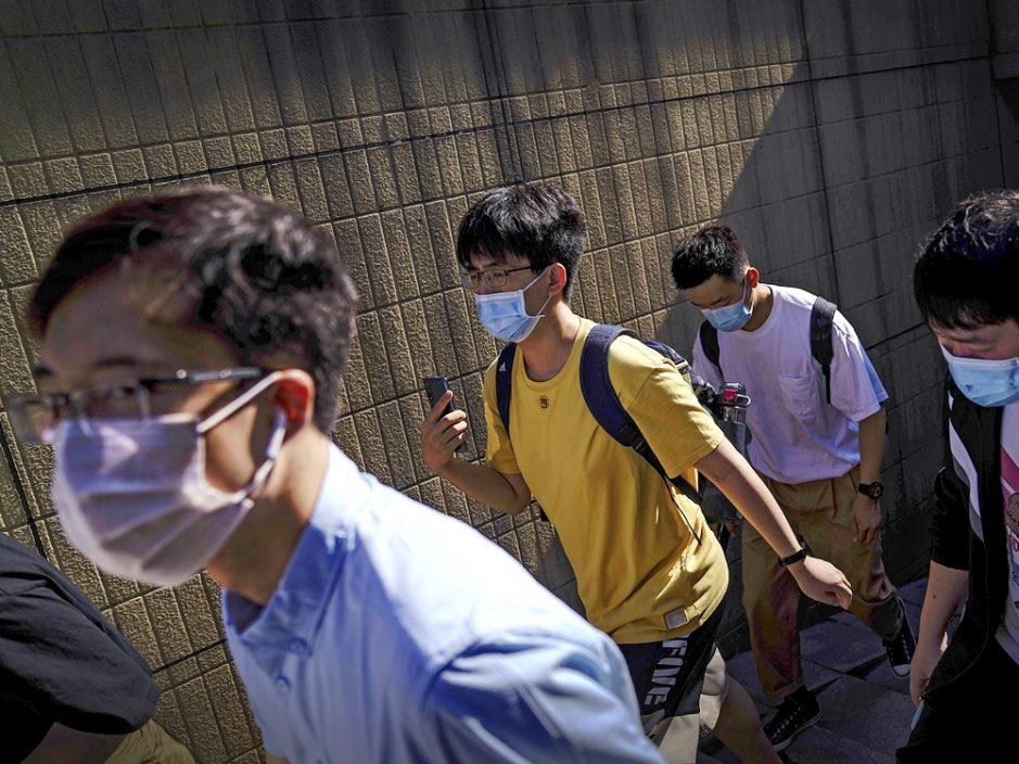 广东省首次本地零确诊6区获解封 衞健委:仍须严防严守