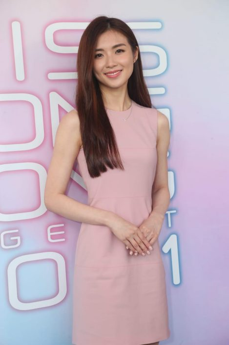 【港姐2021】陈圣瑜被指貎似方媛 儿时偶像系郭富城