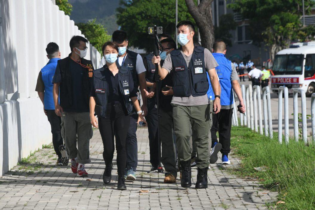 壹传媒CEO等五董事被捕 涉串谋勾结外国或境外势力
