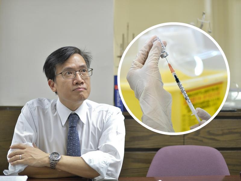 林志釉:政府疫苗保障基金资讯少 倡两周发放一次及提供详情
