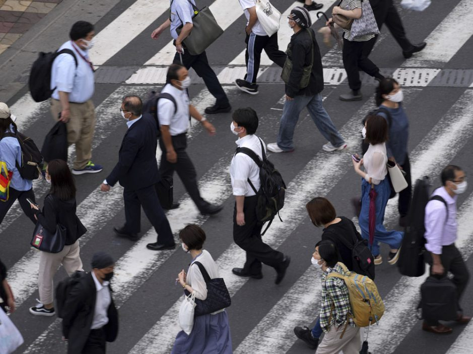 日本拟解除东京等地紧急事态宣言