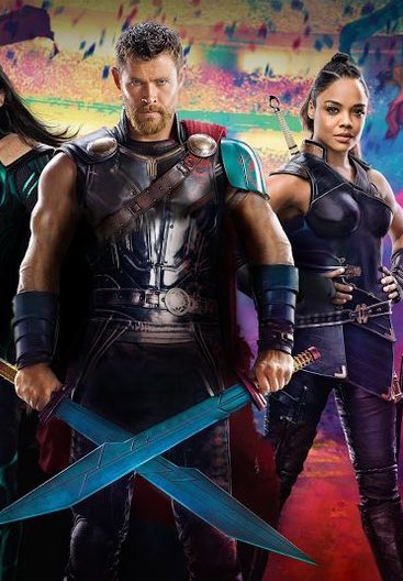 "《Thor:Love and Thunder》官网上载T恤照       妮妲莉""女雷神""造型唔觉意曝光"
