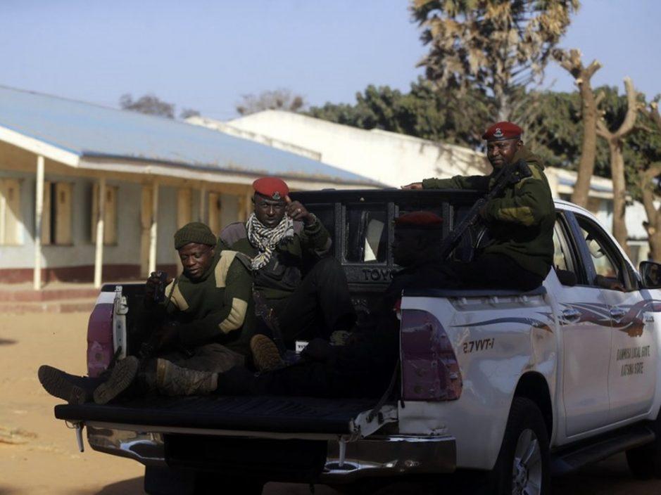 """尼日利亚""""博科圣地""""证实领袖谢考身亡"""