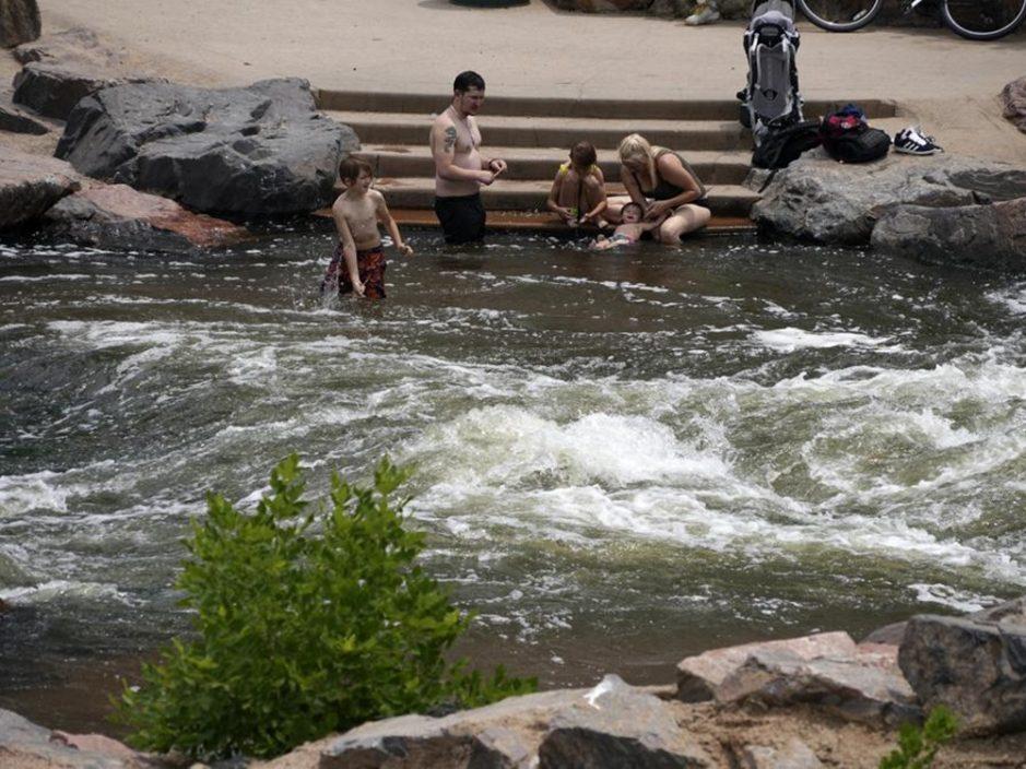 热浪直卷美国西部地区 多区录得史上最高温