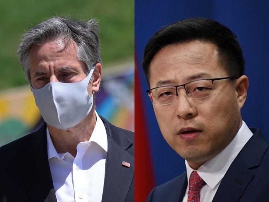 不满美方抹黑 外交部就新冠肺炎提出6点质疑