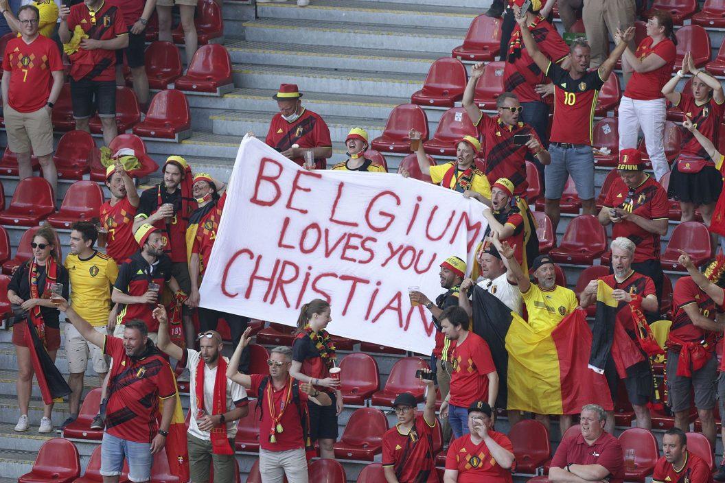 【欧国杯】迪布尼逆转胜 比利时2:1搞祸丹麦温情骚