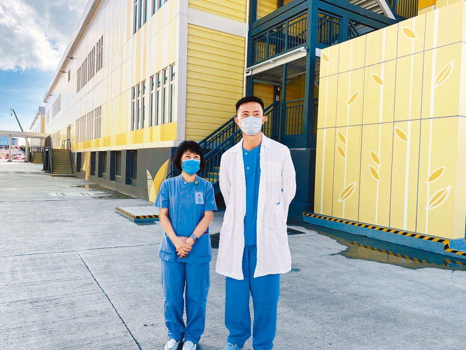 临时医院扩收病人至80岁