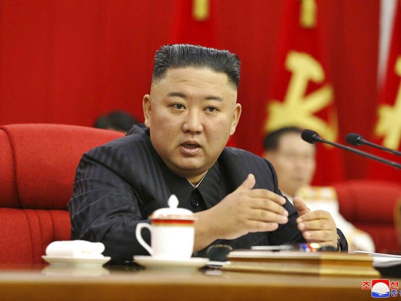 金正恩:北韩有需要做好与美国对话及对决两手准备