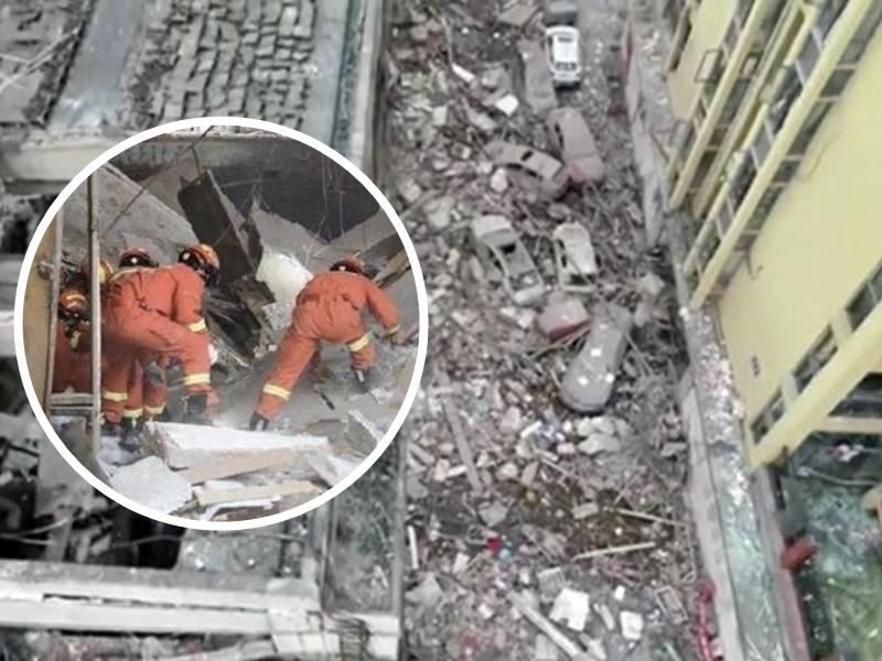 湖北十堰市天然气爆炸 天然气公司总经理等8人遭刑拘