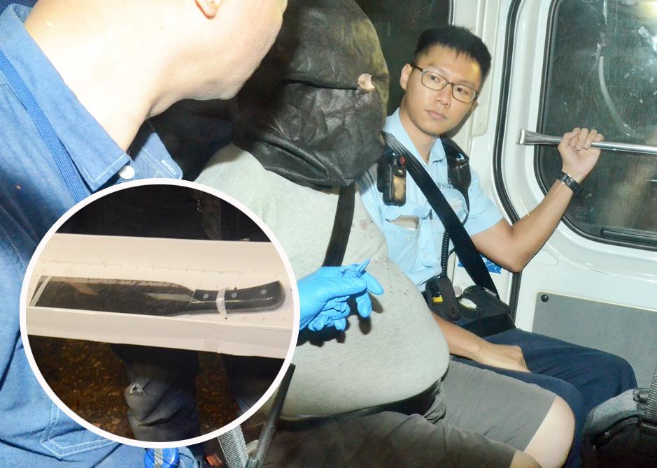 【滤水厂命案】前保安误杀罪成判囚10年 官指干犯暴力事件风险高