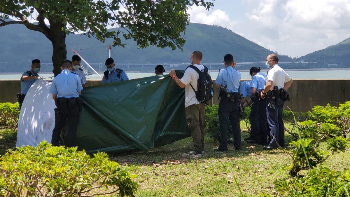 屯公转车站对开海面发现男浮尸 警追查身分