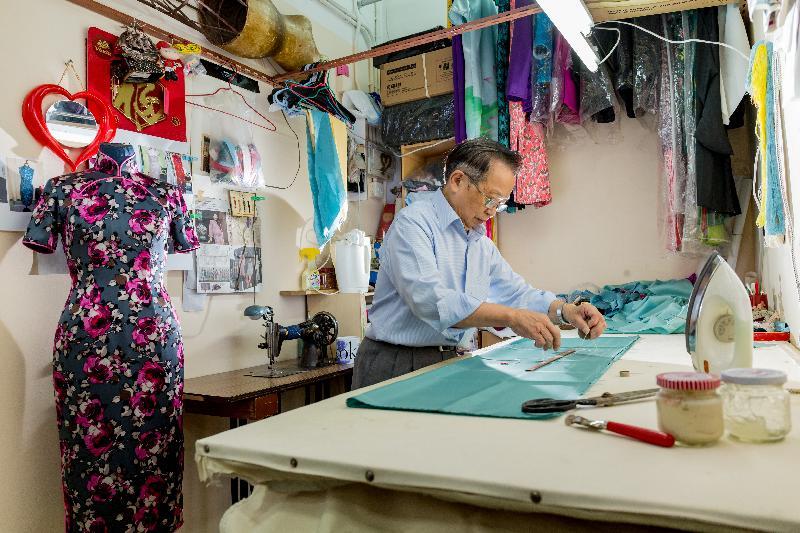 天后诞和中式长衫制作技艺 列入国家级非物质文化遗产