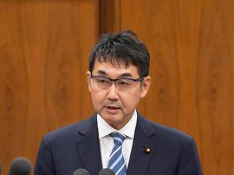 日本前法务大臣河井克行贿选罪成 被判监3年