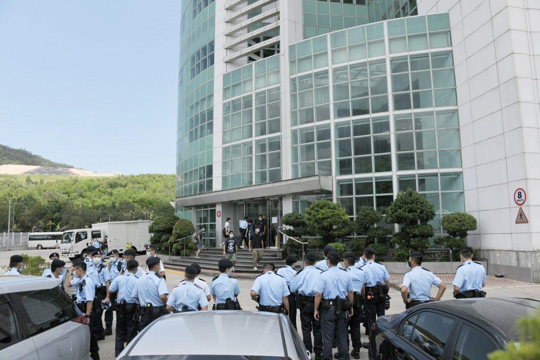 【壹传媒案】外交公署指新闻自由绝不是违法挡箭牌 斥外国破坏法治