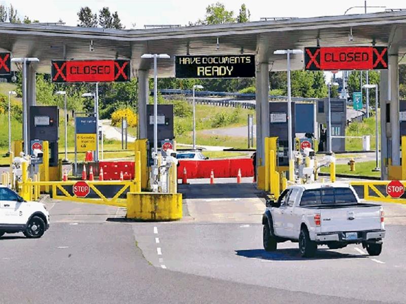 加美边境非必要出入禁令延长至下月21日