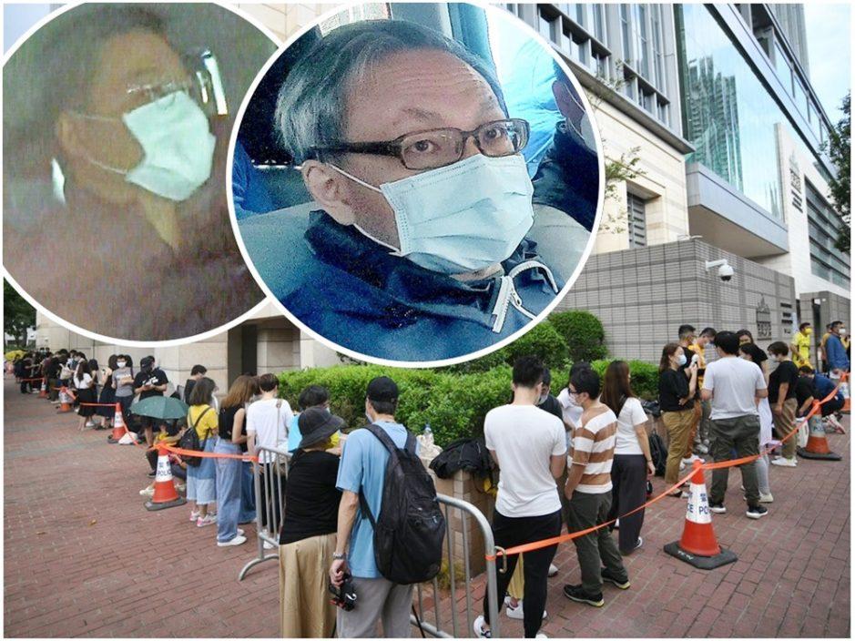 【壹传媒案】张剑虹罗伟光涉违国安法提堂 控方表明反对保释