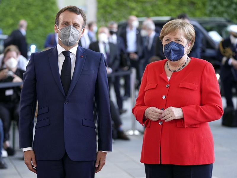 德法吁欧盟加强边境防疫合作 防范新变种株扩散