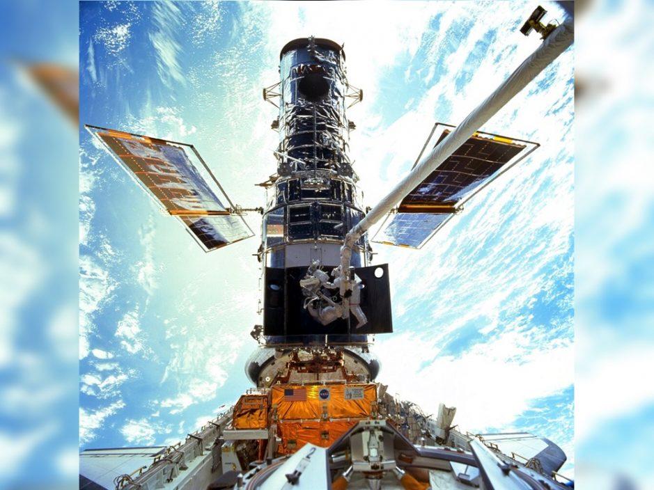 哈勃太空望远镜故障 电脑系统停止运作