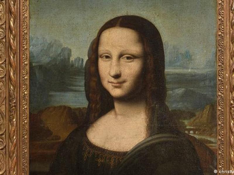 《蒙娜丽莎》复制品拍卖 2661万成交刷新纪录