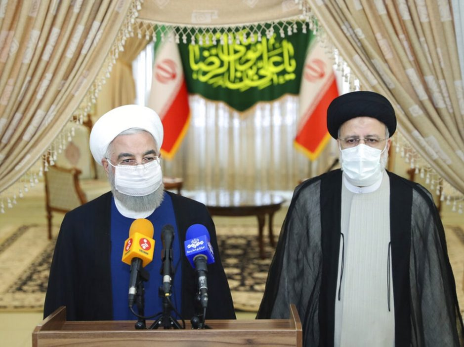 伊朗大选莱西得票62% 料将当选下届总统