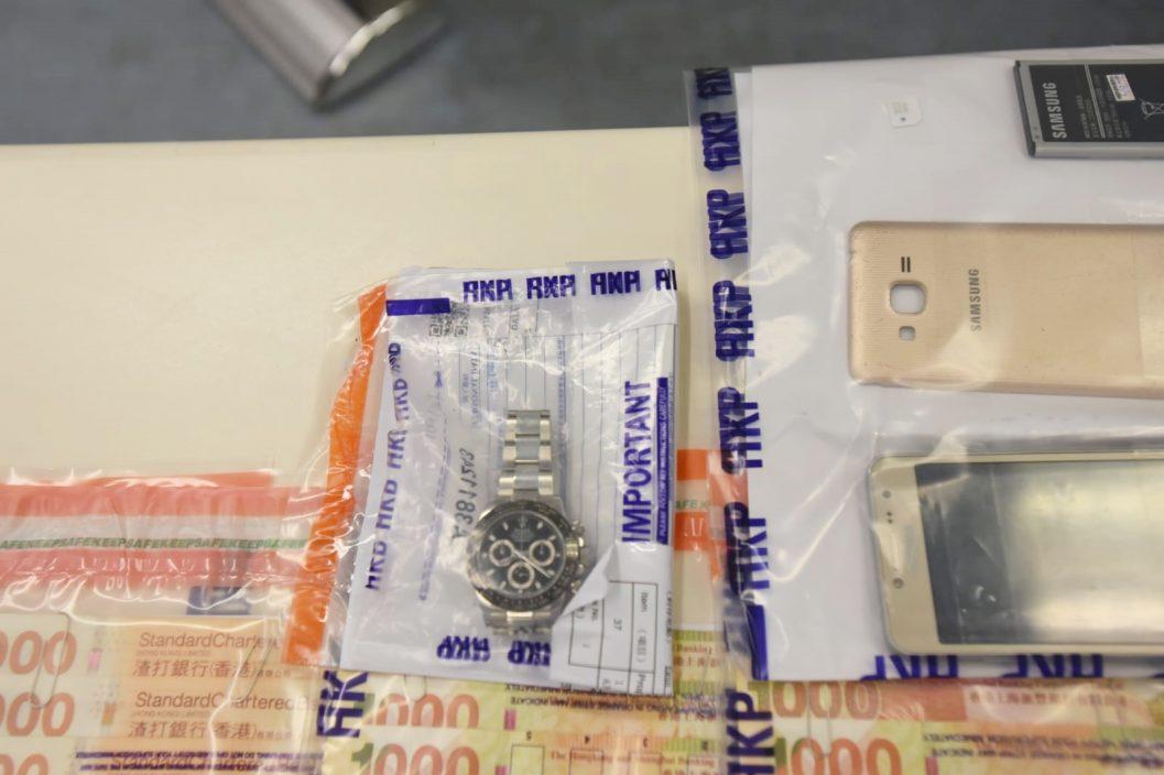 观塘22岁男交收虚拟货币被劫200万 4人被捕