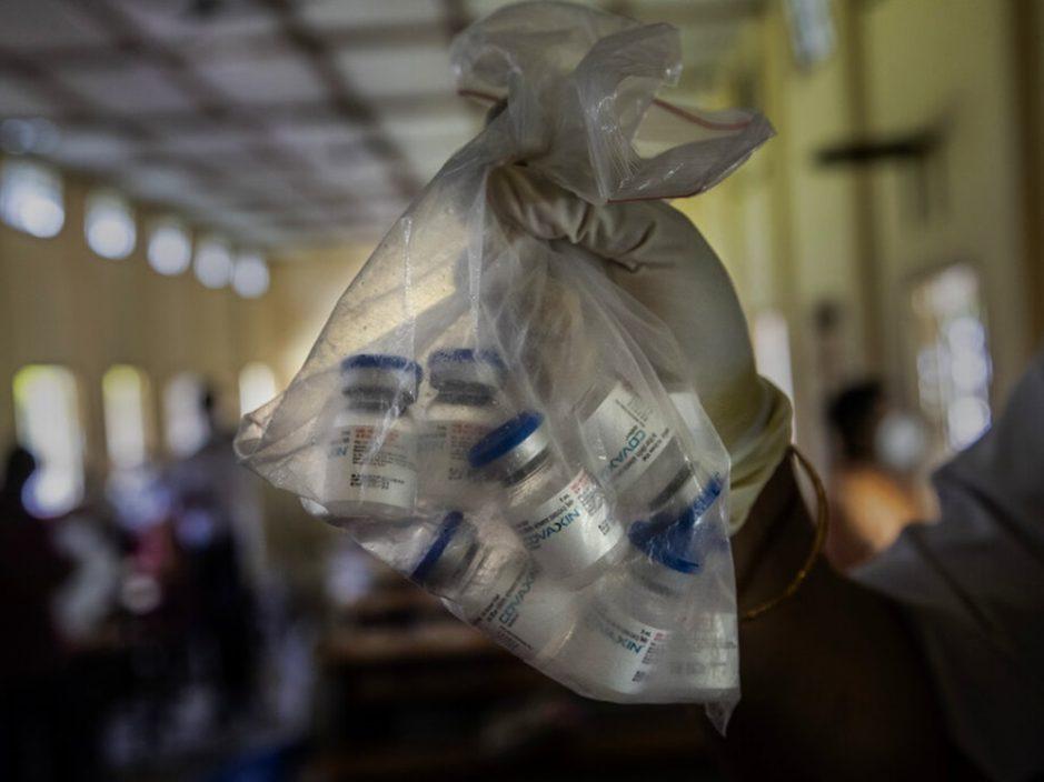 印度表示满足国内需求前 不会恢复出口新冠疫苗